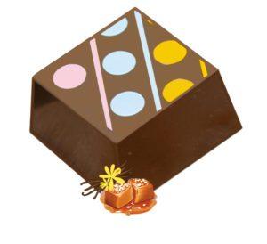 Karmel i gorzka czekolada