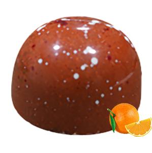 Pomaranczowy i czekolada mleczna