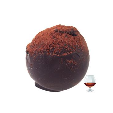 Trufla klasyczny z brandy